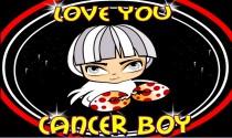 Cancer Boy eCard
