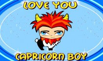 Capricorn Boy Facts eCard