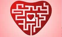 Love maze eCard