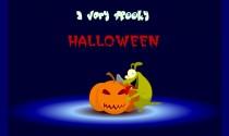Nasty Dog - Halloween eCard