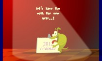 Nasty Dog - New Year eCard