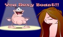 Sexy Beast eCard