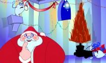 Farting Santa eCard