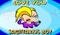 Sagittarius Boy eCard