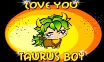 Taurus Boy eCard