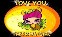 Taurus Girl eCard