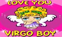 Virgo Boy eCard