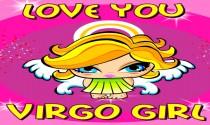 Virgo Girl Facts eCard