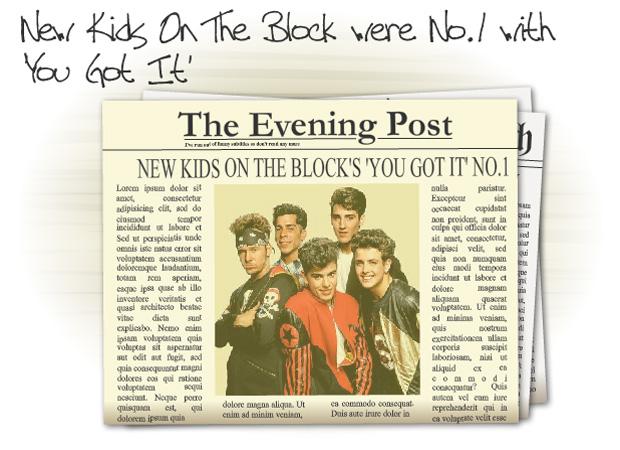 1989 November 1989