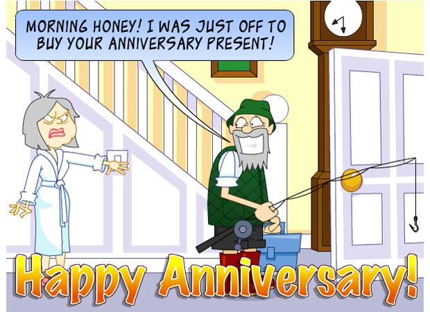 Anniversary Anniversary Fishing