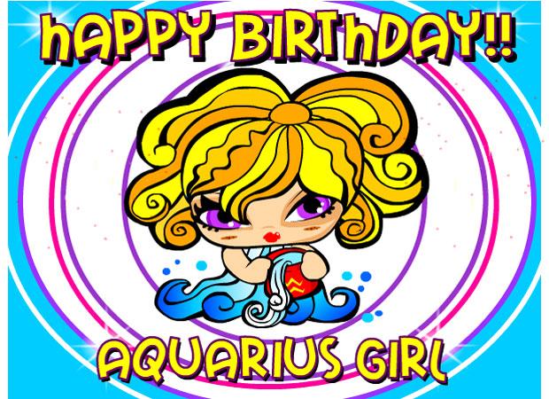 Astrological Aquarius Girl Facts