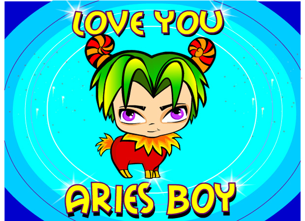 Astrological Love Aries Boy