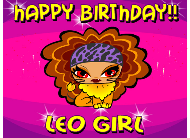 Astrological Love You Leo Girl