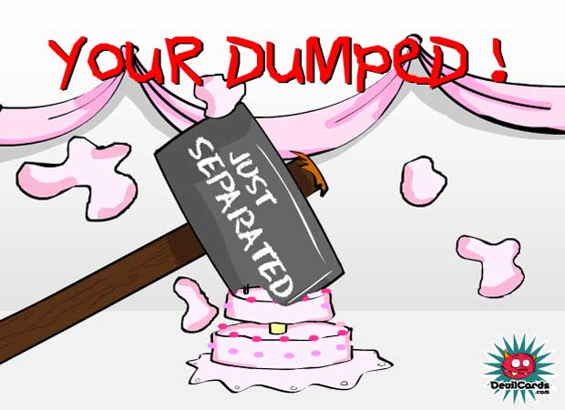 Breaking Up U R Dumped