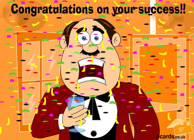 Congratulations Champagne Congratulations