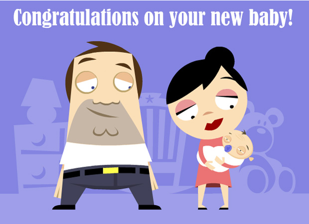 Congratulations Congrats on your baby!
