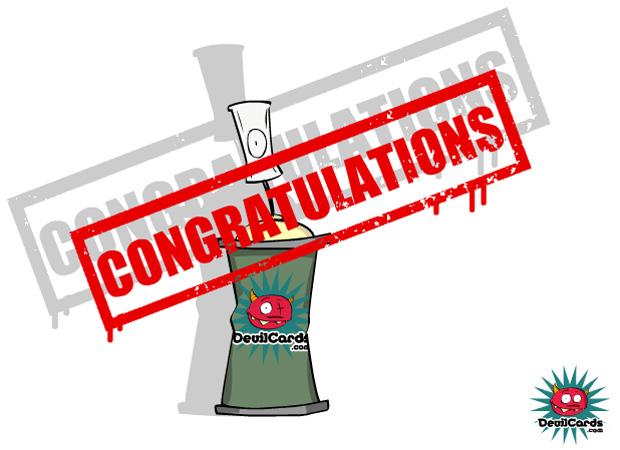 Congratulations Congratulations Paint