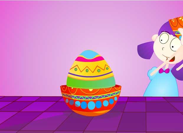 Easter Russian Egg