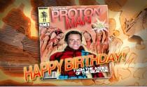 Face Upload Proton Man