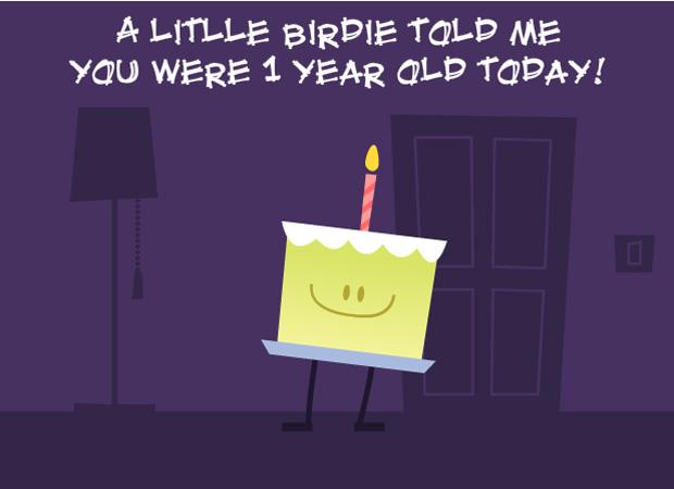 Kids Birthday ECards