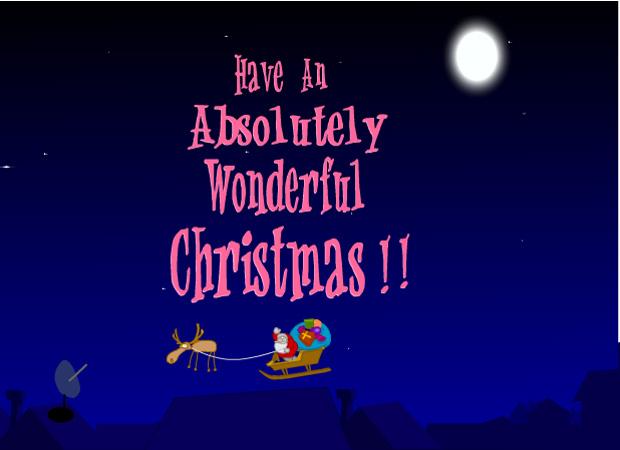 Funny Merry Xmas