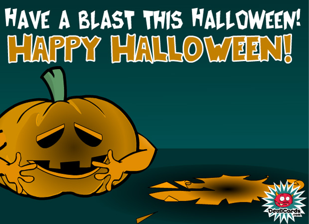 Haloween Blasting Halloween