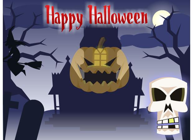 Haloween Halloween House!
