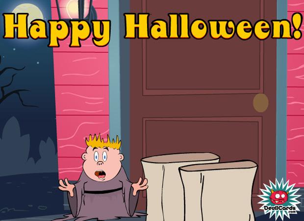 Haloween Halloween Trick