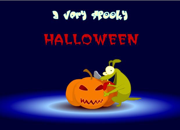 Haloween Nasty Dog - Halloween