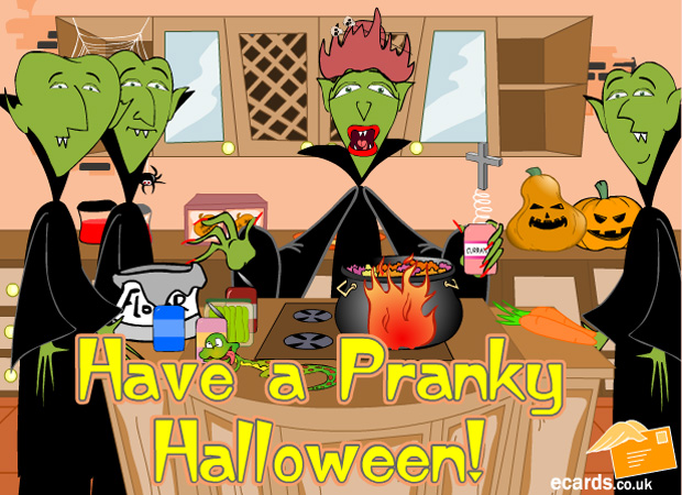 Haloween Pranky Halloween