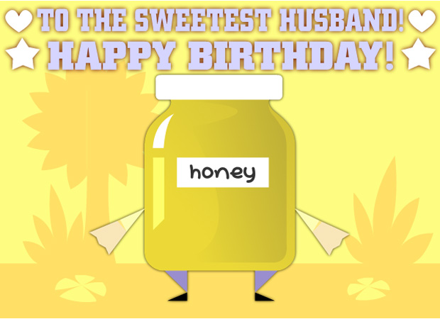 His Birthday Husband This Ecard