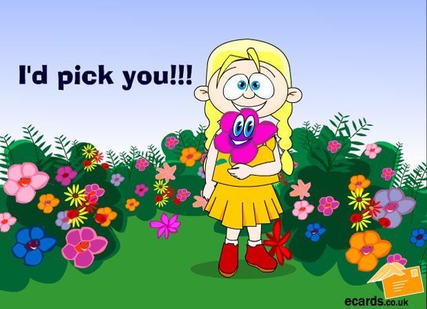 Hug & Friends Flower friend