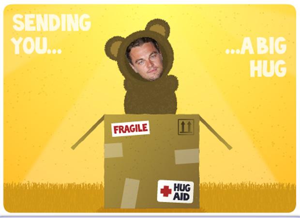 Hug & Friends Special Bear Hug!