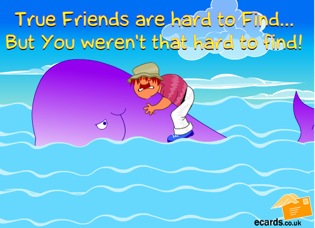 ecards true friends