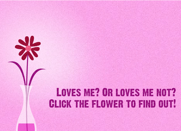 I Love You Loves me Loves me not