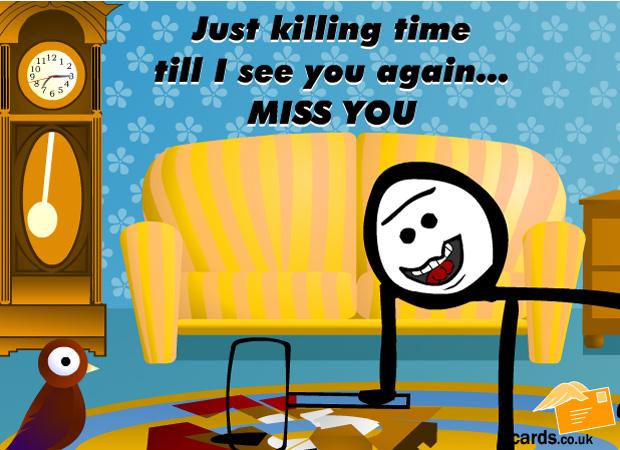 I Miss You Miss U