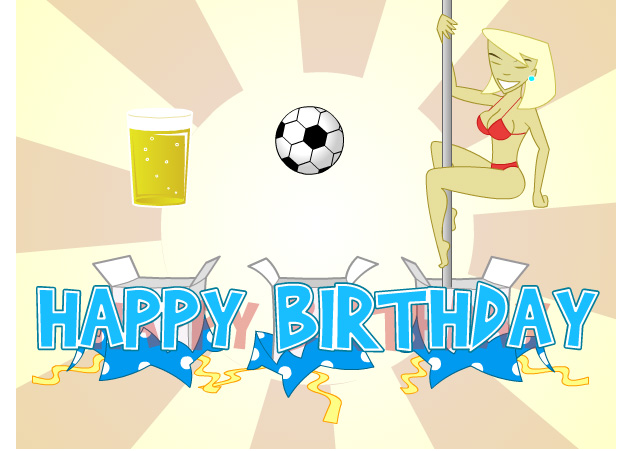 Interactive Birthday (4 Boys)