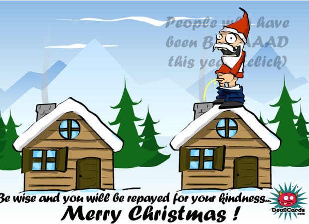 Interactive Santas Revenge
