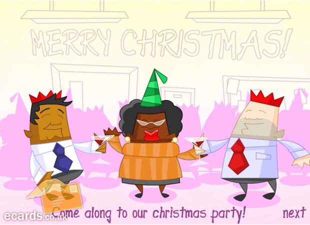 Interactive Xmas Party