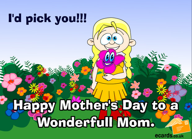 Mothers Day If Mums Were Flowers