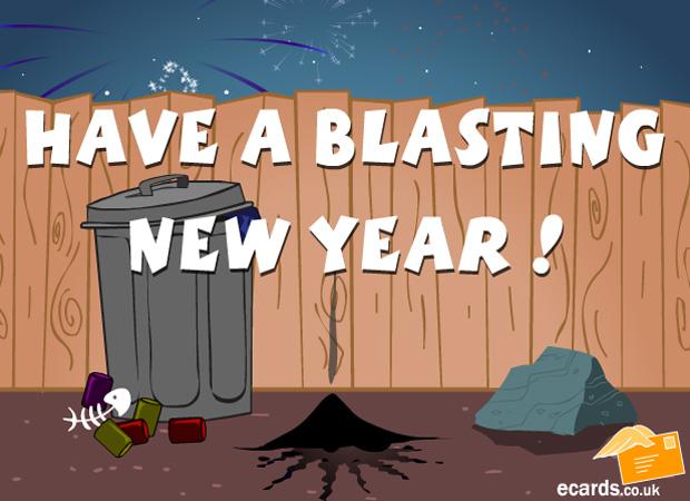 New Year New Year Blast