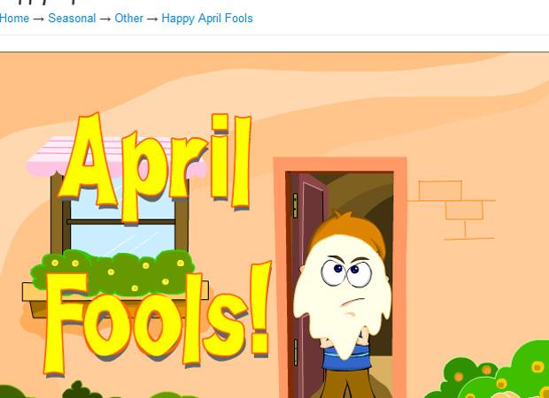 Other Happy April Fools