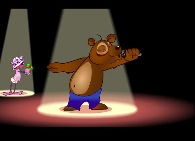 Singing & Dancing Mood To Be Rude