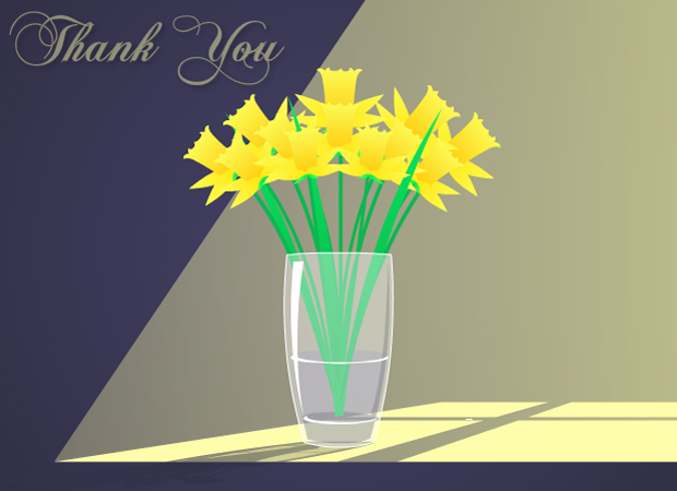 Thank You Thank You Daffodils