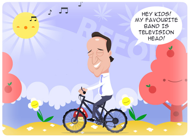 Topical Birthday Cards Camerons Torys