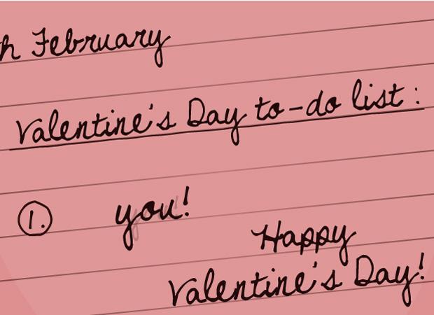 Valentines Day Cheeky Valentine