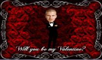 Valentines Day Secret Admirer Tuxedo