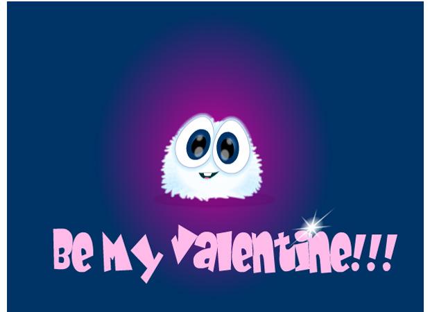 Valentines Day Valentine Fluff