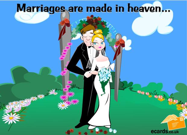 Wedding Marriage Good Luck